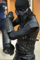 Noob Saibot - Nan Desu Kan 2014 #24 by SlightlyImperfectPro