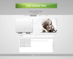 Web template 1 by Lintza