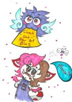 Please check out the new art blog by Kittychan2005