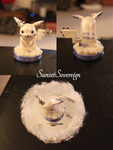 Snow-chu Amiibo Custom by SunsetSovereign