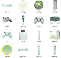 XBOX 360 Icons by markdelete