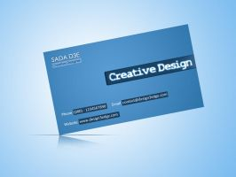 Creative Designer Card by psadap