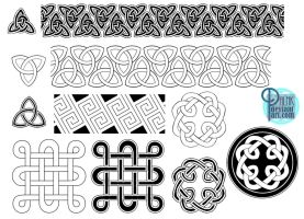 Celtic Resource Patterns by palnk