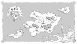 The Island of Thild by arsheesh