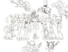 RE: All together X3 by Safarithecat