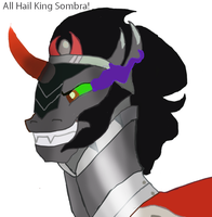 King Sombra by Nukarulesthehouse1