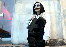 Shhhhhhh - Jeff the Killer by GlitterDebris