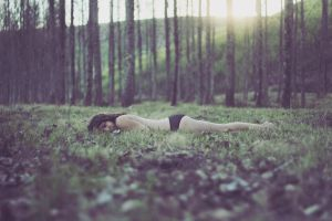 Sleepy forest by CaptivatedbyLife