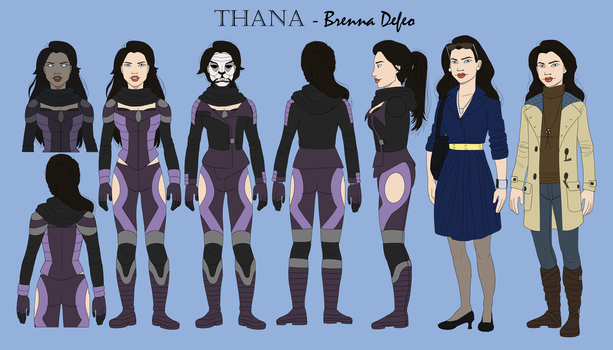Thana -profile- by OffToNetherland