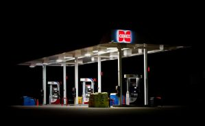 Cenex Gas Station by TLY88