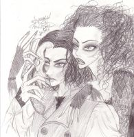 Sweeney Todd by TorturedPerfection