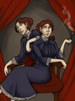 The Amazing Freak Show by smokewithoutmirrors