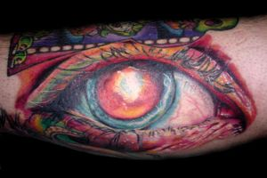 Cataract Eye by seanherman