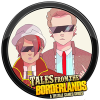 Tales from the Borderlands Icon by ValMest