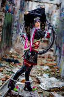I'll be the end of you - Tira Soul Calibur cosplay by Voldiesama