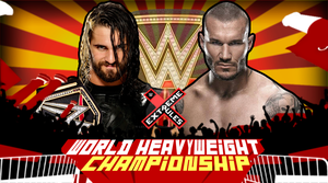 WWE Extreme Rules 2015 Match Card Remake by LstarEditions