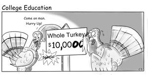 Turkey Deals by Anime0Master