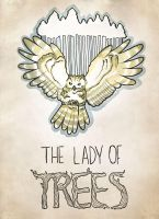Lady of Trees by Gwindirth