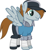 TF2 OC: Nathan's Official MLP Debut by FrozenStrike