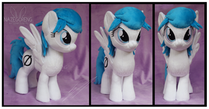 Nothing Special OC Custom Plush by Nazegoreng