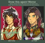 Meme  Before And After AMI by nabyyl