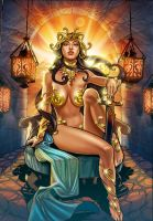 Dejah Thoris of Mars by TyRomsa
