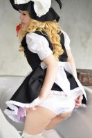 Marisa Kirisame Cosplay Sample #2 by Shiizuku