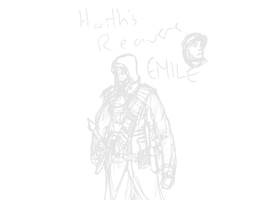 Emile: Harith's Reavers- Trackers by SirRinge
