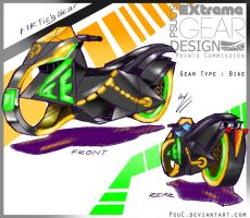 Ex Gear Design PComm. : ARTic by PsuC