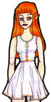 CE: Outfit for Chara by HoursUponHours