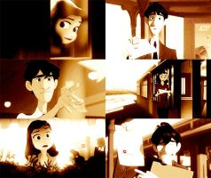 The Paperman by so-weasley
