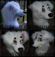 Relay for Life: Fursuit head auction! by Sharpe19