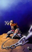 Simon Belmont Color by CarlChrappa