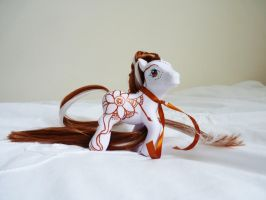 custom my little pony Bronze Henna pony 4 by thebluemaiden