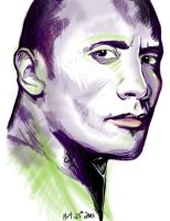 the Rock by H-o-s-t