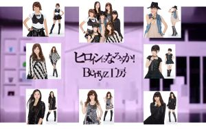 Berryz_New_single_Heroine by Shimgu