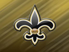 New Orlean Saints Wallpaper by graffitimaster