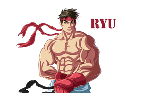 Ryu 01 by CrimsonCypher
