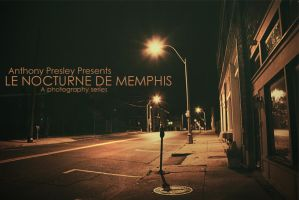 """LE NOCTURNE DE MEMPHIS"" by AnthonyPresley"