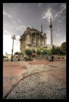 Ortakoy Mosque II by h9351