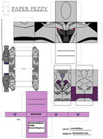 TFP Megatron Post-Darkness Rising Pezzy by lovefistfury