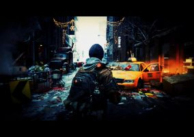 Tom Clancy's The Division by GarySanderson
