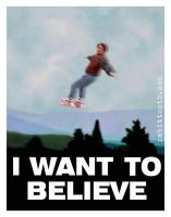 I want to believe in this future by Rabittooth