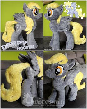 Derpy Hooves by Unicornia-Workshop