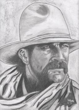 Tom Selleck by candysamuels