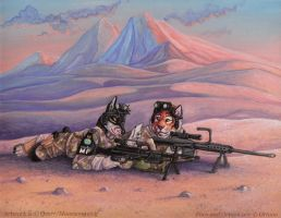 Snipers by Qzurr
