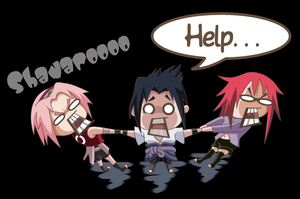 Attack of the Rabid Fangirls by Namikaze-Naruto-Sage