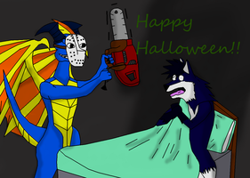 Happy Halloween by reaver570
