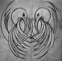 Tattoo Concept - Unfinished by Spiral-0ut