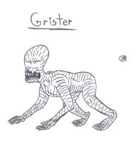 Grister by uhnevermind